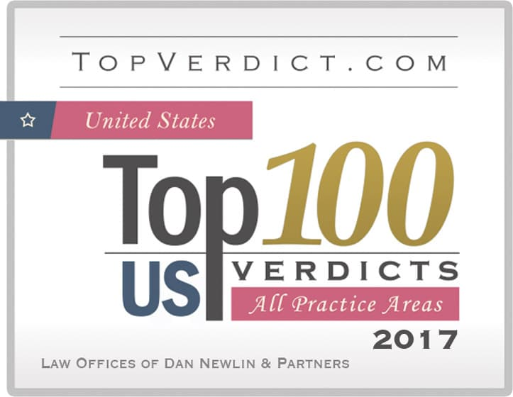 Top 100 US Verdicts